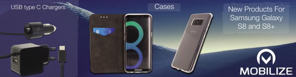Samsung galaxy S8 en S8+ Accessoires