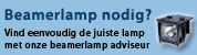 Beamerlamp adviseur
