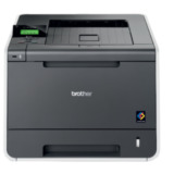 Brother HL-4150CDN colour A4 laserprinter 24/24ppm (mono/colour) 2400dpi 128MB 250 sheet paper tray opt. 2nd paper tray. USB memory slot duplex USB. LAN (HL4150CDN)