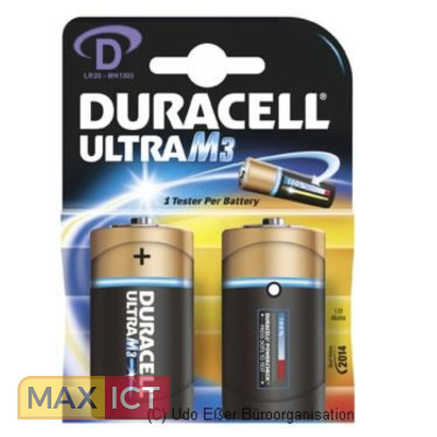 duracell avery mx1300 ultra m3 batterie d alkaline 1 5v niet oplaadbare batterij. Black Bedroom Furniture Sets. Home Design Ideas