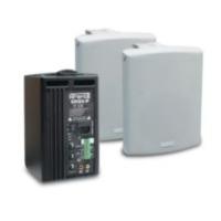 APart SDQ5P-W 2-Wege aktives Design Stereo-Luidsprekerset (SDQ5P-W)