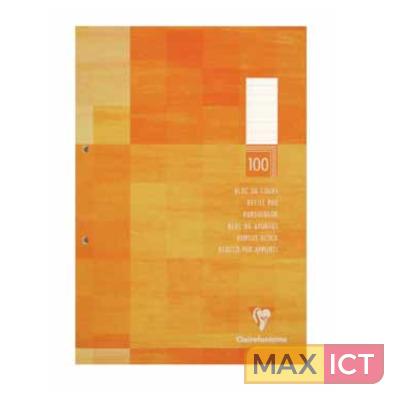 MaxOffice.nl — Clairefontaine Cursusblok gelijnd met ...