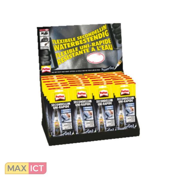 pattex secondelijm ultra gel 1428682 max ict. Black Bedroom Furniture Sets. Home Design Ideas