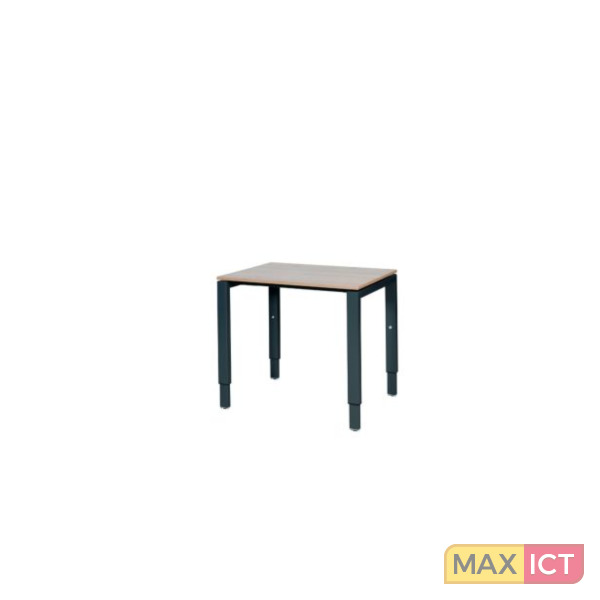 Maxoffice bureau 160x80 wit wit cub 168 for Bureau 80x60