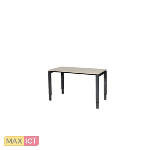 Maxoffice bureautafel 200x100 kersen for Bureau 120x60