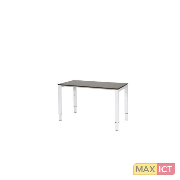 Maxoffice bureautafel 200x100 weng zwarte for Bureau 120x60