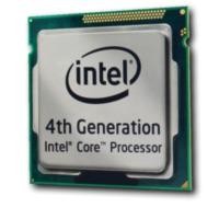 Intel Core i7 4770K - 3,5 GHz - 4 Kerne - 8 Threads - 8MB Cache-Speicher - LGA1150 Socket - OEM (CM8064601464206) (CM8064601464206)