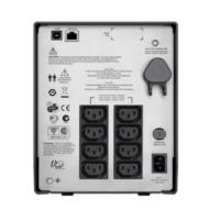 APC Smart-UPS 1500VA noodstroomvoeding 8x C13 uigang, USB (SMC1500I)