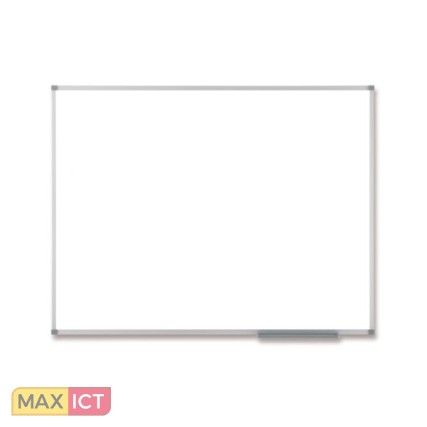 nobo classic whiteboard 1200x900 gelakt staal met aluminium lijst magnetisch. Black Bedroom Furniture Sets. Home Design Ideas
