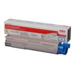 Oki 43459435 43459435 Lasertoner 1500pagina's Cyaan toners & lasercartridge 5031713040651