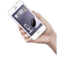 Smanos smanos W100 Wi-Fi Wit alarmsysteem (W100)