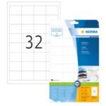 Herma 4200 Etiketten wit 48.3x33.8 Premium A4 800 st 4008705042000