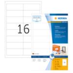 Herma 4815 4815 Wit Zelfklevend printerlabel printeretiket 4008705048156