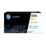HP CF462X 656X originele high-capacity gele LaserJet tonercartridge 889894325471