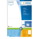 Herma 4627 Etiketten wit 105x148 Premium A4 800 st. 4008705046275