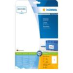 Herma 5065 5065 Wit zelfklevendevend printerlabel printeretiket 4008705050654