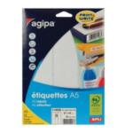 Agipa 14028 Universal-Etiketten, 97 x 46 mm, wit 3270241140286