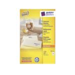 Zweckform 3651-200 Avery Universal Labels, White 52,5x29,7mm (200) 8000 stuksuk(s) etiket 4004182249482