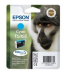 Epson C13T08924011 Singlepack Cyan T0892 DURABrite Ultra Ink 8715946492612