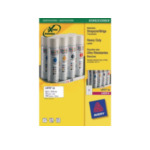 Avery L706320 White Heavy Duty Labels - Laser - L7063 Wit 3266550132319