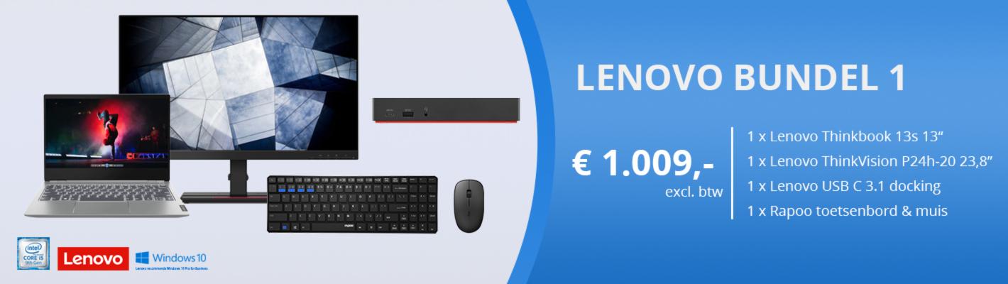 Lenovo bundel 1