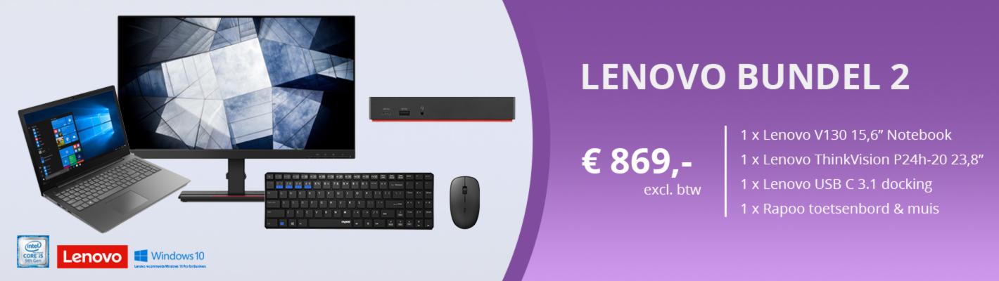 Lenovo bundel 2