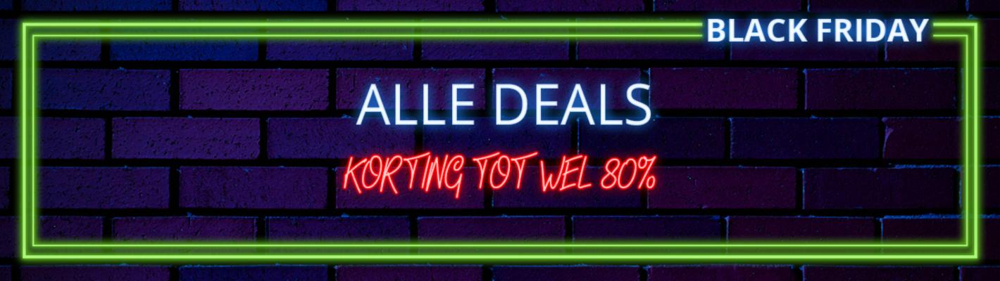 Black Friday - Alle deals