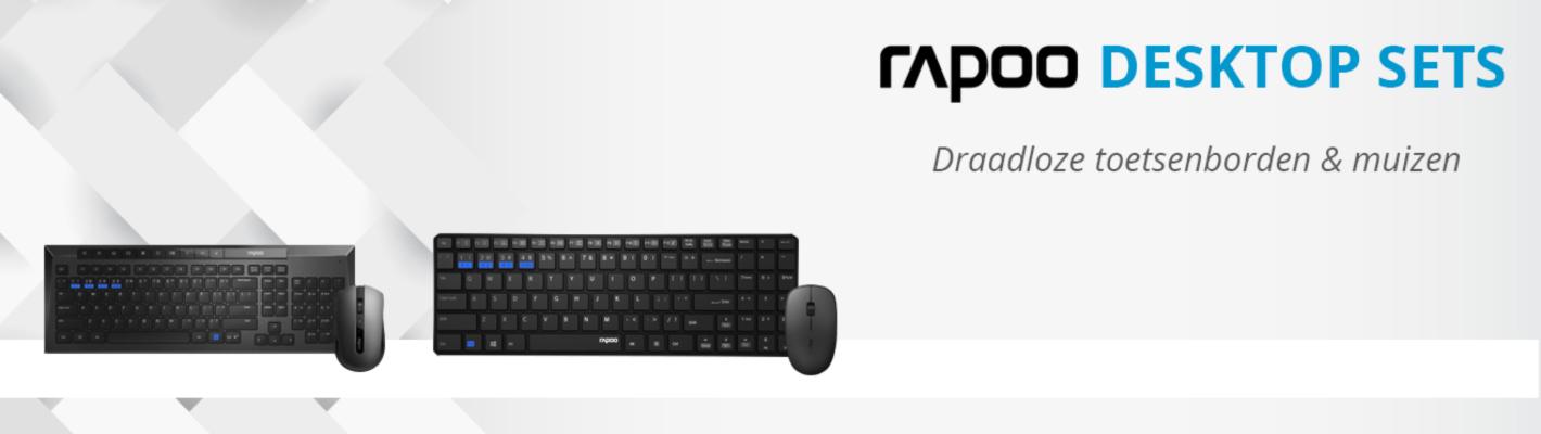 Rapoo desktop sets