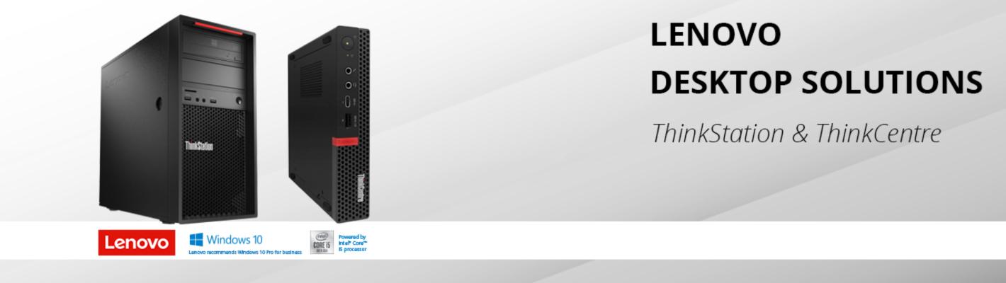 Lenovo desktop solutions