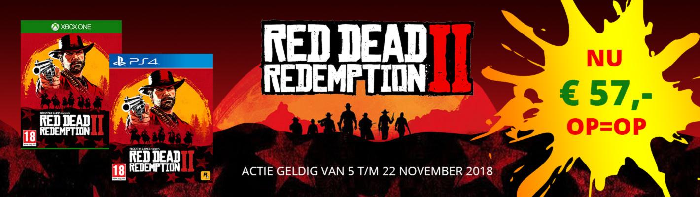 Red Dead Redemption 2 Actie