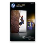 HP Q8691A Q8691A pak fotopapier Wit Glans 882780349599