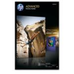 HP Q8697A Advanced Photo Paper, glanzend, 20 vel, A3/297 x 420 mm 882780349650