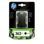 HP C8719EE#BA1 363XL Black Ink Cartridge Zwart inktcartridge 829160798103