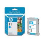 HP C4836AE 11 Inktcartridge, Cyaan 882780600799