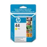 HP 51644YE 44 inktcartridge 1 stuk(s) Origineel Geel 886982002788