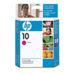 HP C4843A 10 Cartucho de impressão a jato de tinta magenta inktcartridge 1 stuk(s) Origineel 88698205433