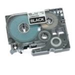 Brother TZ-335 TZe-335 labelprinter-tape Wit op zwart 4977766685733