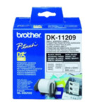 Brother DK-11209 Kleine adreslabels papier 29 x 62 mm 4006381353953