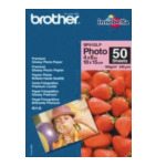 Brother BP61GLP50 10 cm x 15 cm glanzend papier 4977766647021