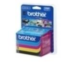 Brother LC-900VALBP Inktcartridge pakket: Cyaan / Magenta / Geel / Zwart 5014047560217