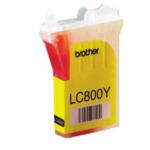 Brother LC-800Y LC-800Y Geel inktcartridge 4977766628730