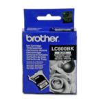 Brother LC-800BK LC-800BK inktcartridge Origineel Zwart 4977766611060