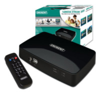 Eminent HDMedia Stream DVD / Blue-Ray / Media Speler (EM7075)