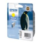 Epson C13T559440 Penguin T5594 Origineel Geel 1 stuk(s) 8715946356808