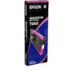 Epson C13T544300 Inktpatroon Magenta T544300 220 ml 1034384029400