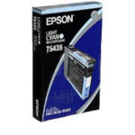 Epson C13T543500 Inktpatroon Light Cyan T543500 4053162274501