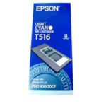 Epson C13T516011 inktpatroon Light Cyan T516011 10343834729