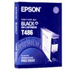 Epson C13T486011 inktpatroon Black T486011 10343831230