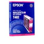 Epson C13T482011 inktpatroon Magenta T482011 10343830431