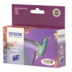 Epson C13T080640 Hummingbird T0806 Light Magenta Ink Cartridge inktcartridge Origineel Lichtmagenta 8715946330051